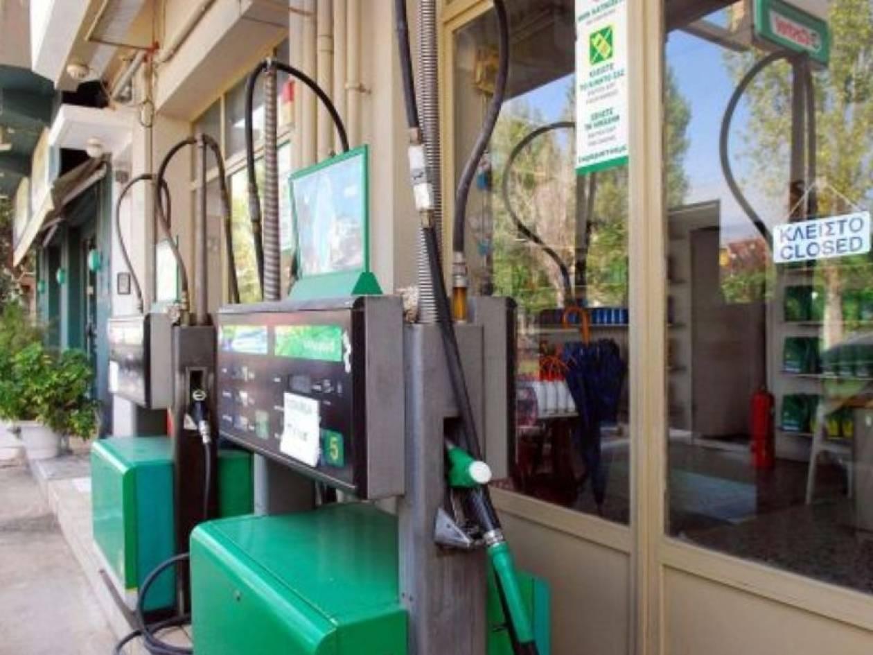 «Χτύπησαν» βενζινάδικο στην Ν.Ε.Ο. Αθηνών –Λαμίας