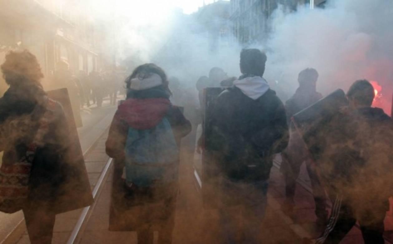 Ιταλία: Συγκρούσεις φοιτητών-αστυνομίας