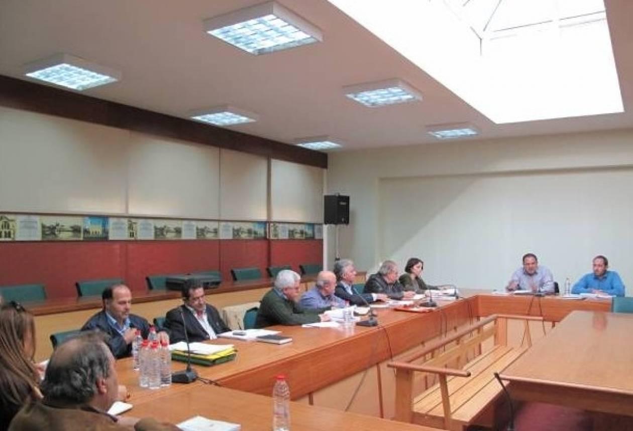 Συνεδρίαση Εκτελεστικής Επιτροπής Δήμου Ηρακλείου