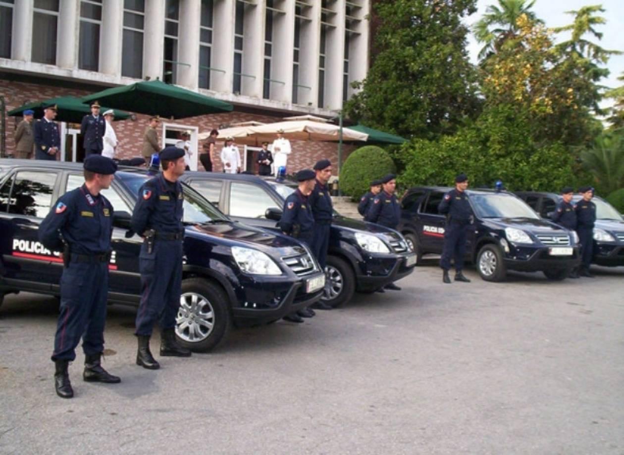 Συλλήψεις ανώτατων Αλβανών αξιωματούχων για διαφθορά