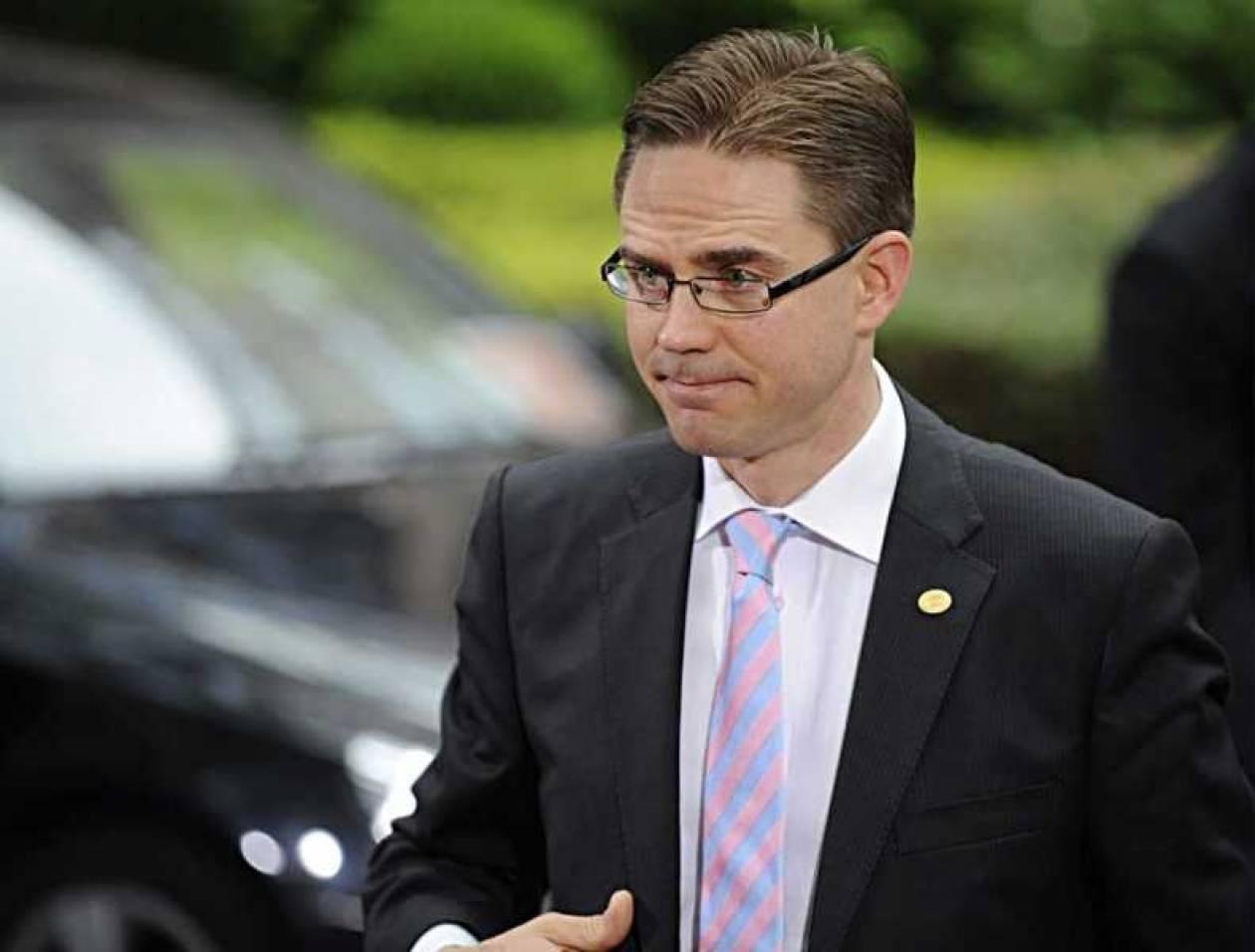 «Σκληρό πυρήνα» στην ευρωζώνη θέλει η Φινλανδία