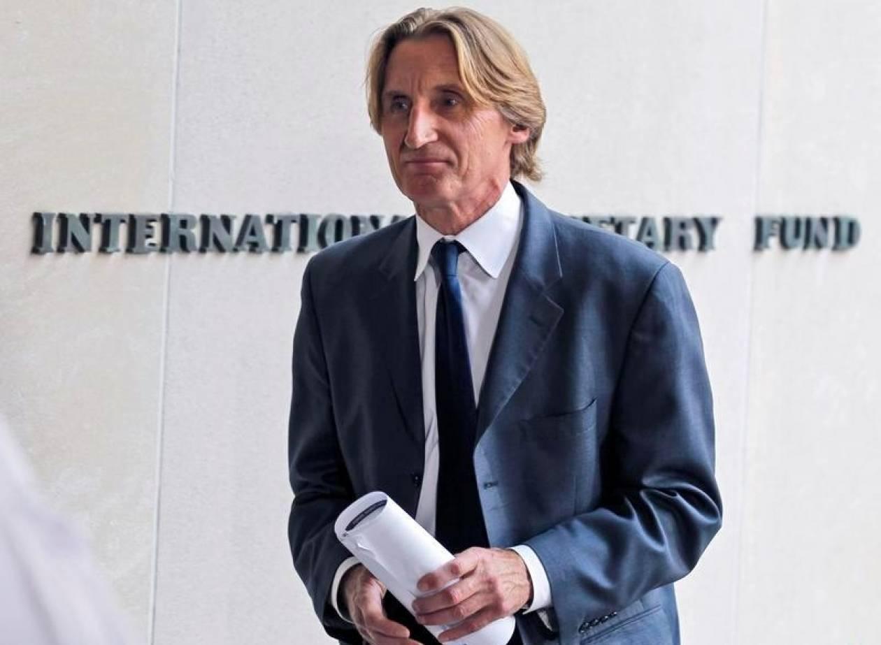 Τέλη Νοεμβρίου το ΔΝΤ στην Ιταλία