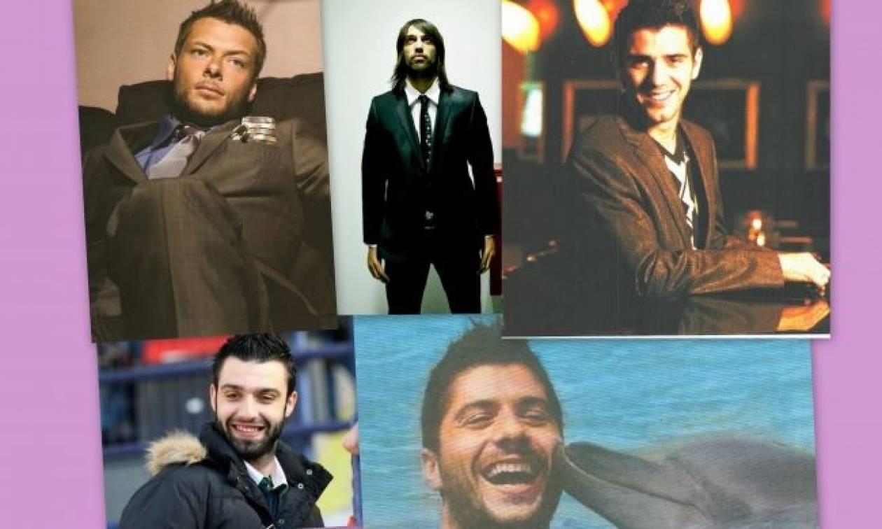 Οι πέντε πιο σέξι Έλληνες ποδοσφαιριστές
