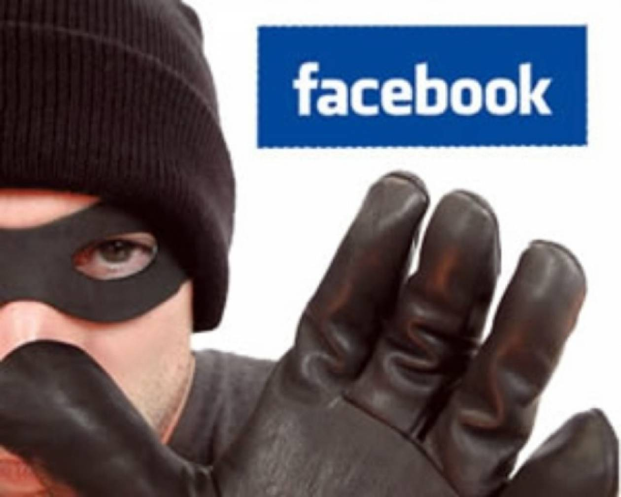 Facebook και Twitter είναι… η χαρά του διαρρήκτη!