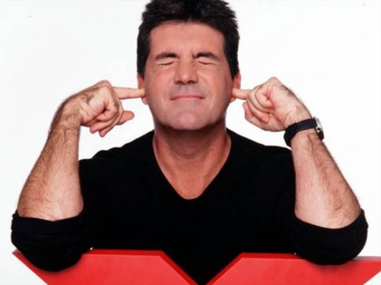 Ο Simon Cowell απέκτησε Twitter και έγινε χαμός!