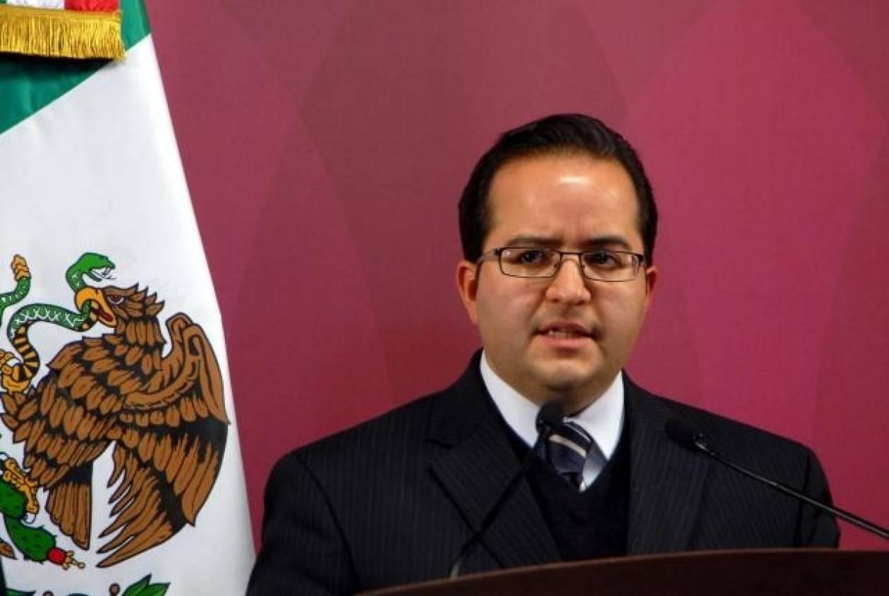 Νέος υπουργός Εσωτερικών στο Μεξικό ο Αλεχάντρο Πουάρ