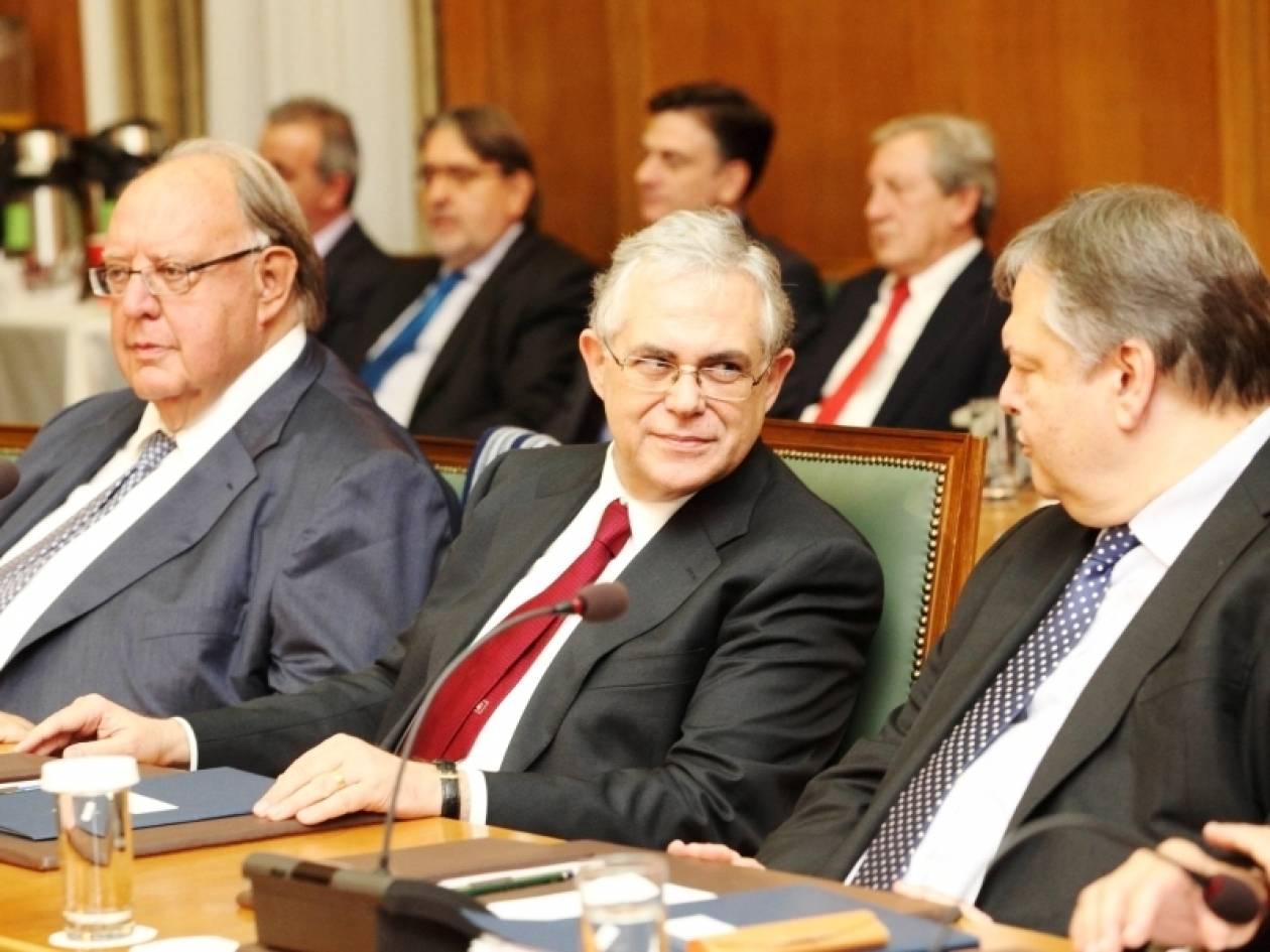Ο Προϋπολογισμός του 2012 στο Υπουργικό