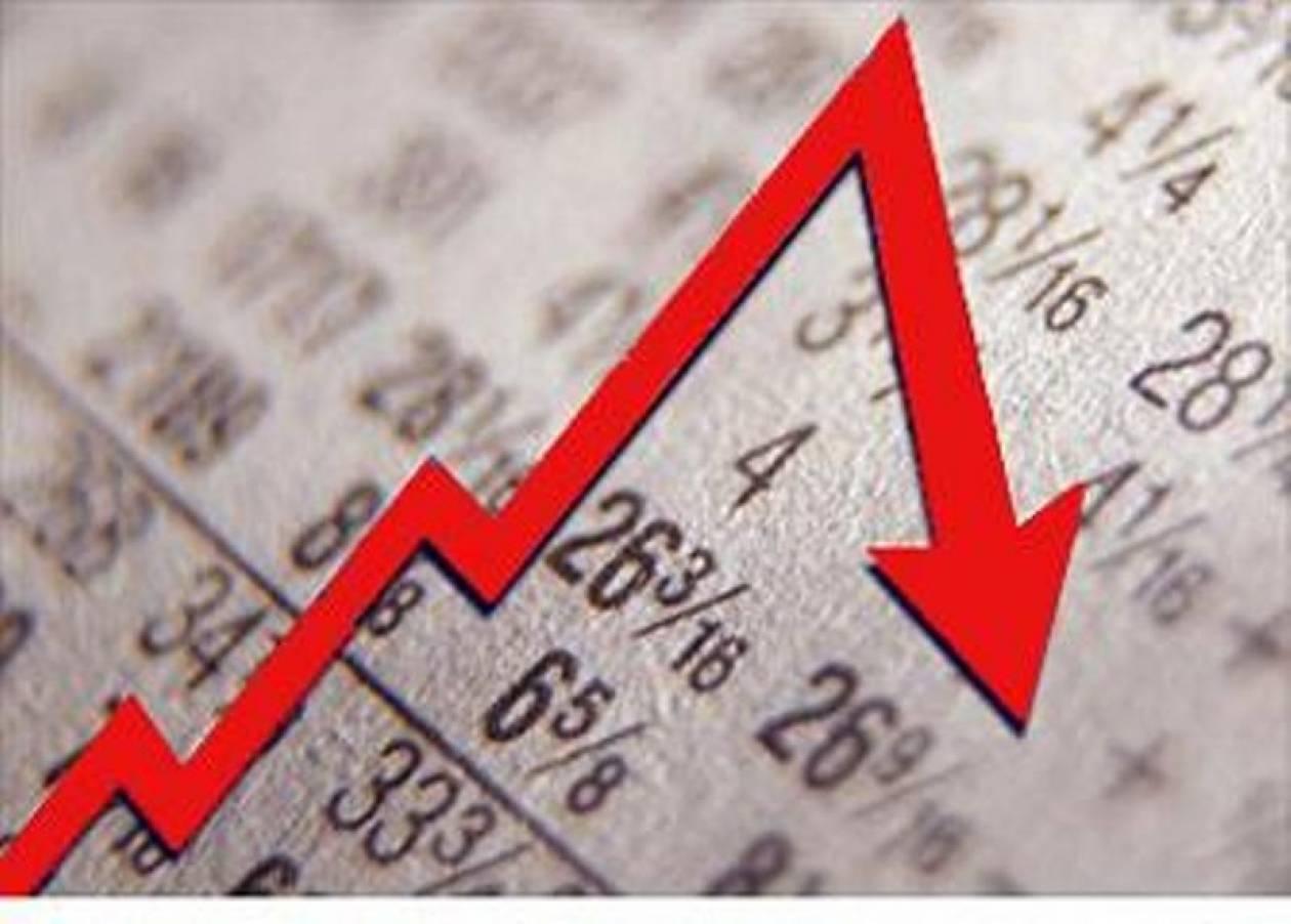 Aπώλειες 1,15% σημειώνει το Χ.Α