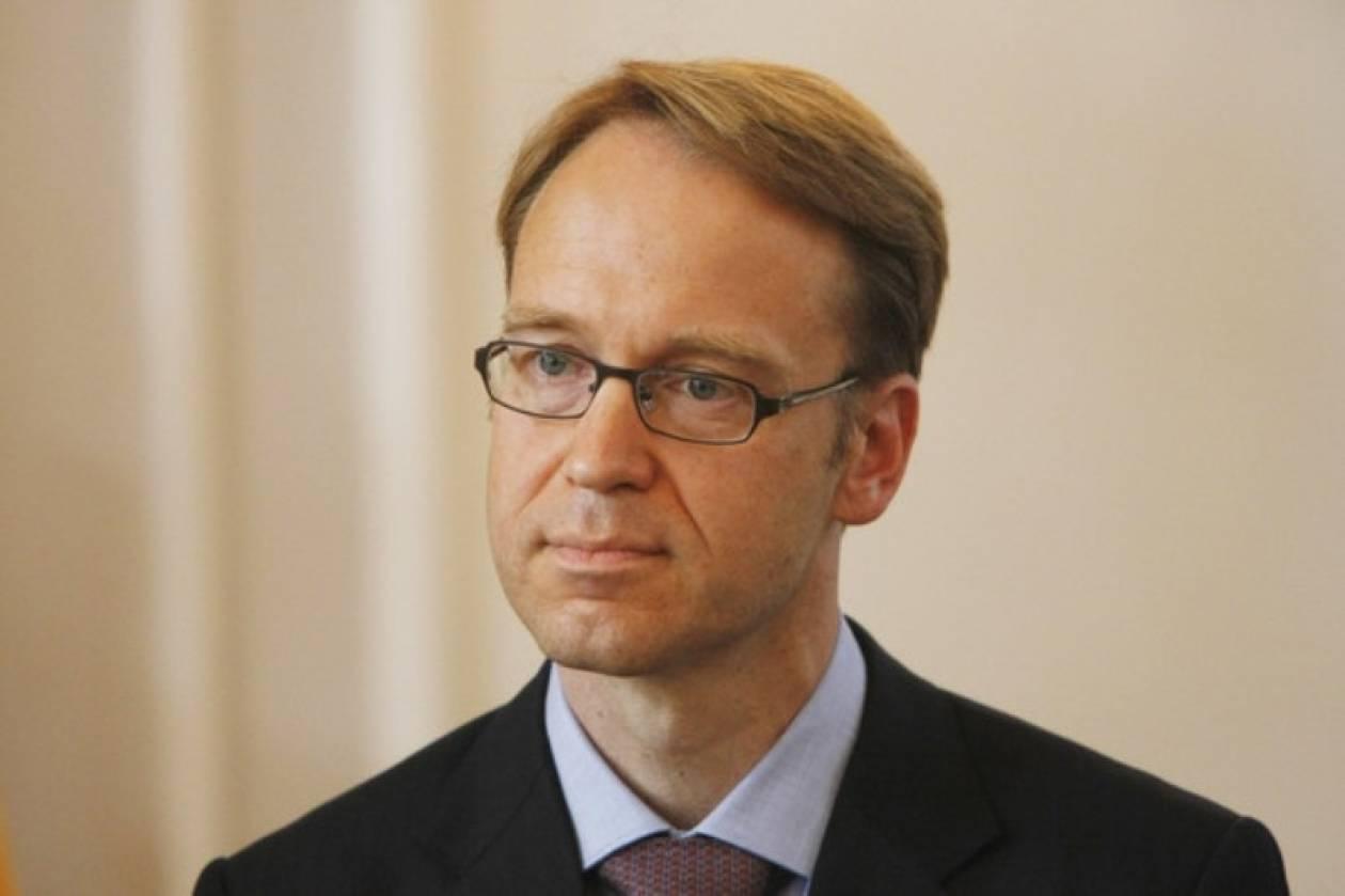 Βάιντμαν: Αδικαιολόγητη η διεύρυνση εξουσιών της ΕΚΤ
