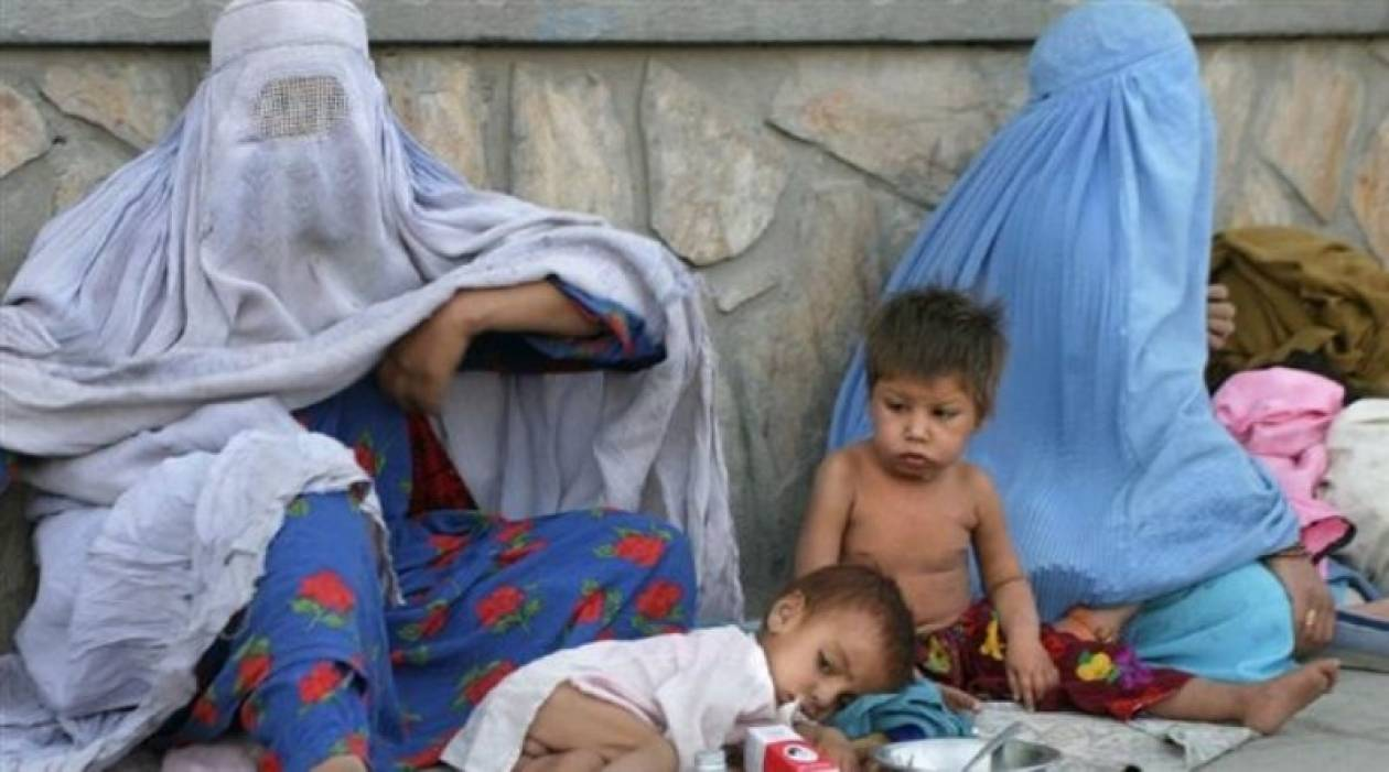 Kαταδικασμένοι να πεθάνουν από την πείνα στο Αφγανιστάν