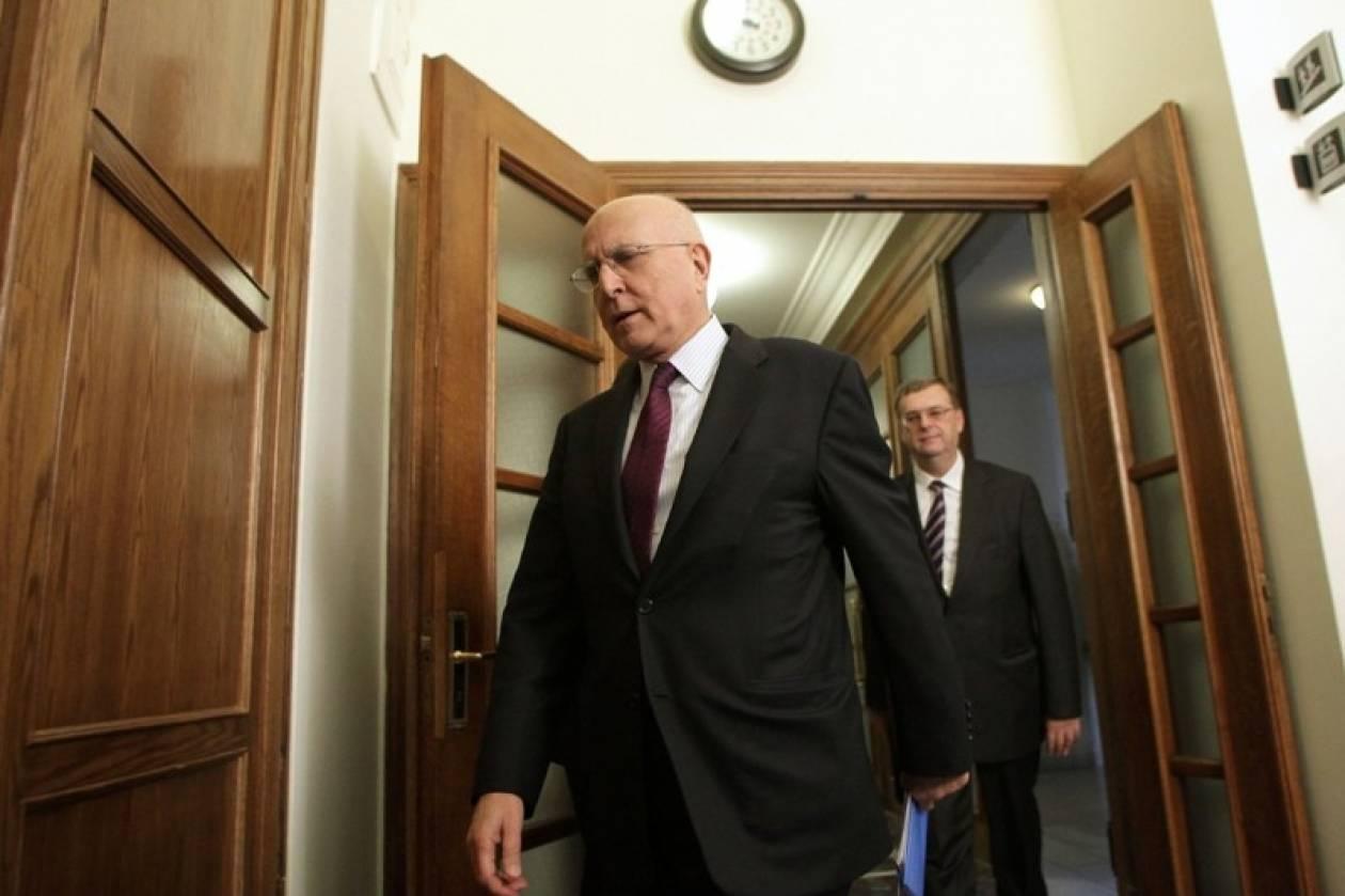 Δήμας: «Αυξημένης αβεβαιότητας» ο προϋπολογισμός του 2012