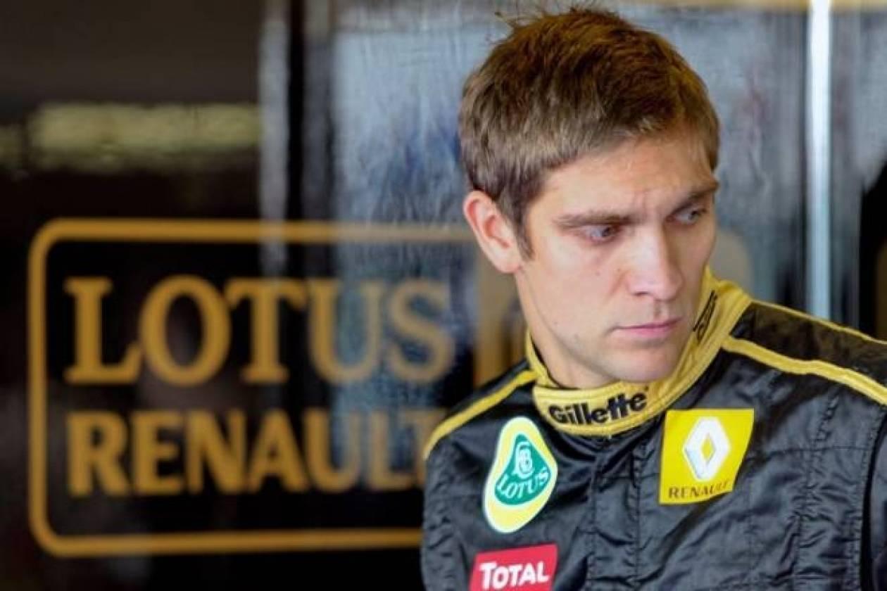 F1 Ο Πετρόβ ξεσπά