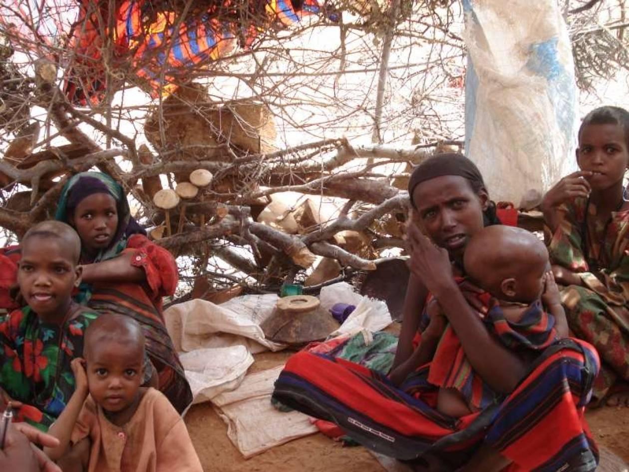 Εξακολουθεί η απειλή του λιμού στη Σομαλία