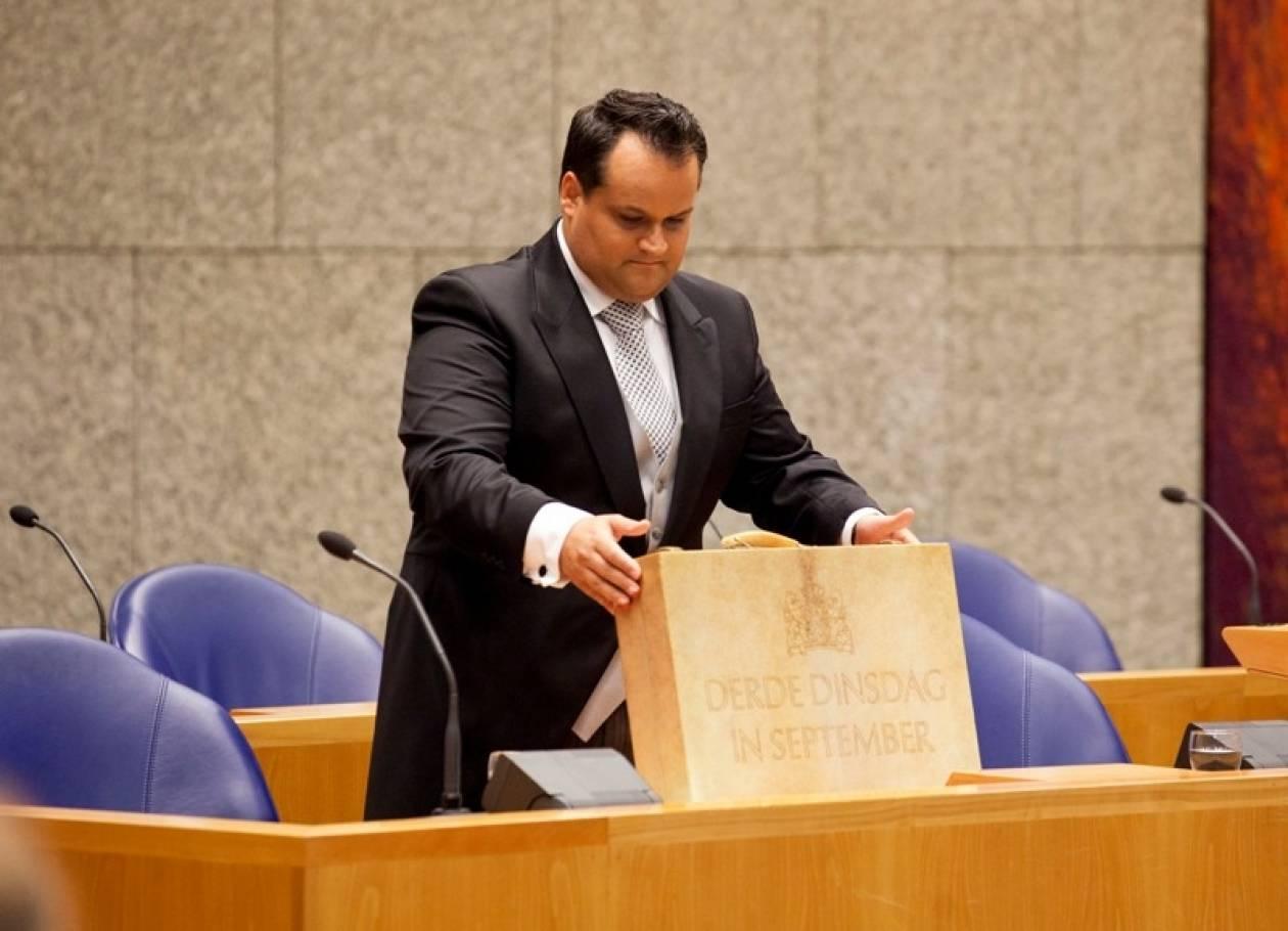 Ολλανδία: Εξαντλείται η υπομονή μας με την Ελλάδα
