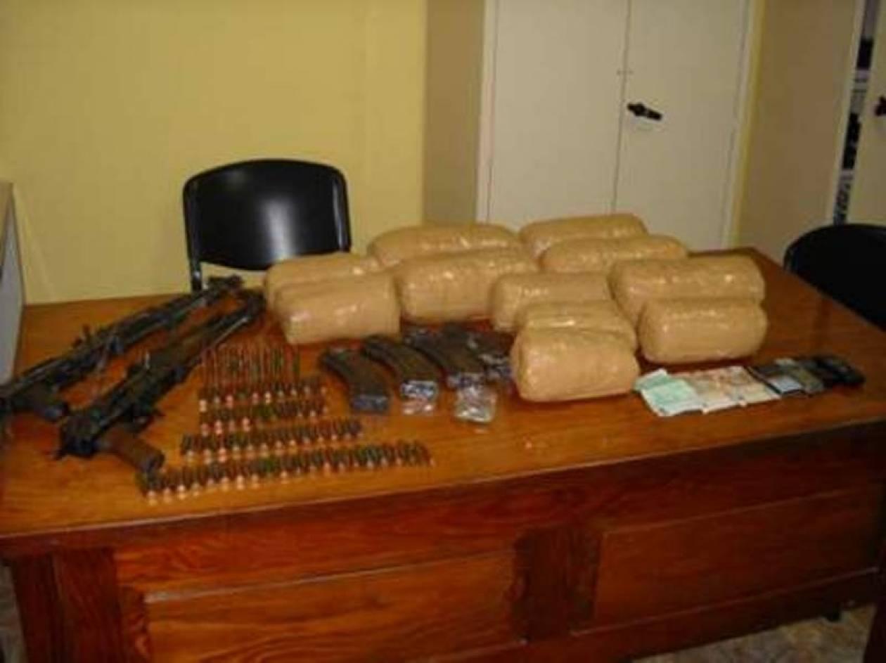 Επίθεση εμπόρων ναρκωτικών σε αστυνομικούς