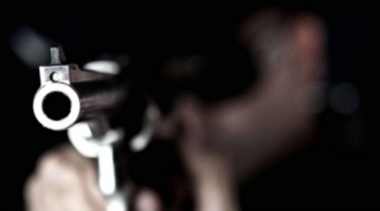 Ληστεία με ψεύτικο όπλο