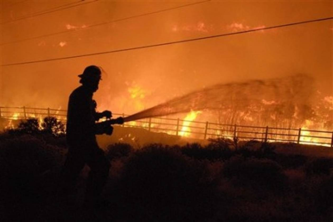 ΗΠΑ: Εκκενώθηκε το θέρετρο Ρίνο λόγω πυρκαγιάς