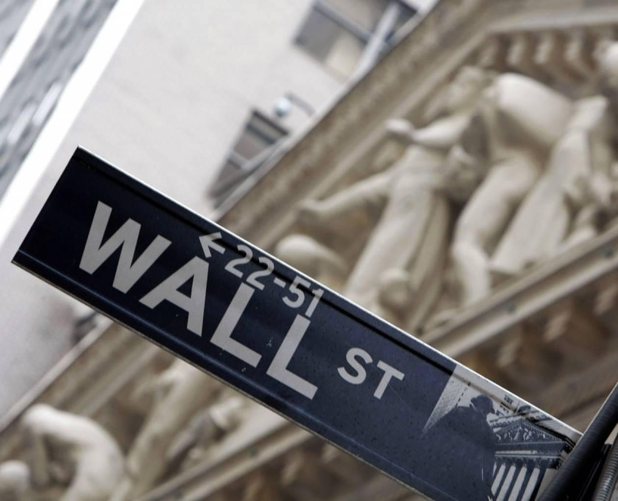 Αβεβαιότητα και στην Wall Street