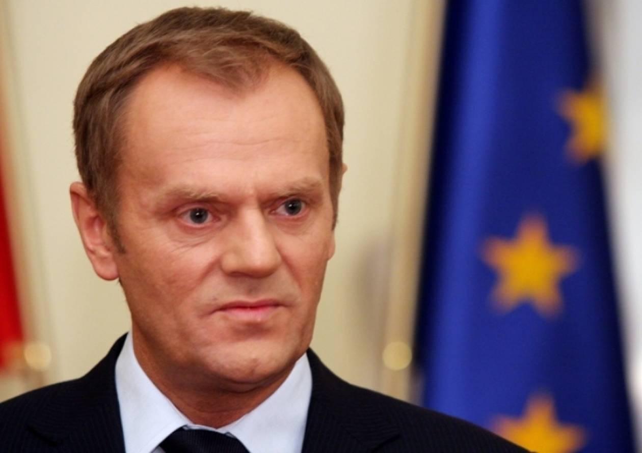 Έλαβε ψήφο εμπιστοσύνης η κυβέρνηση Τουσκ
