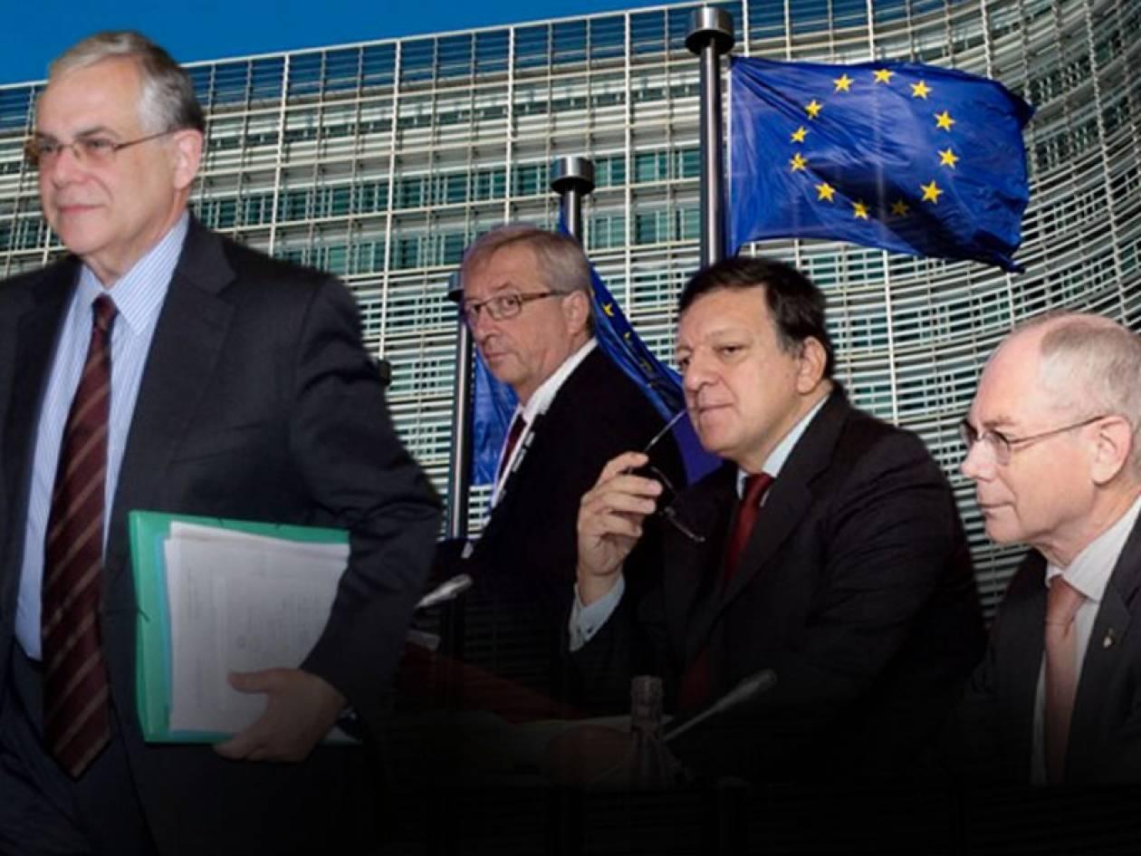 Το πρώτο «κρας τέστ» για Παπαδήμο στις Βρυξέλλες