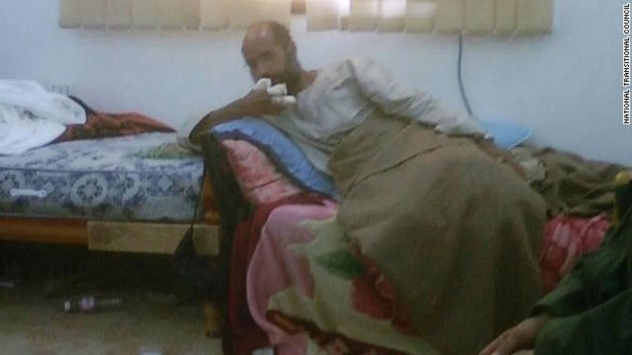 Συνελήφθη ο γιος του Μουάμαρ Καντάφι, Σάιφ αλ- Ισλάμ