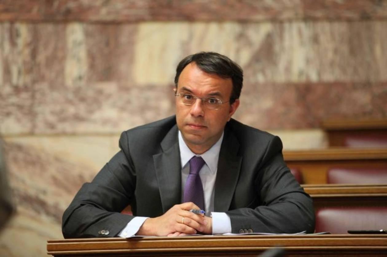 Χρ. Σταϊκούρας: Χαμένο έτος το 2011