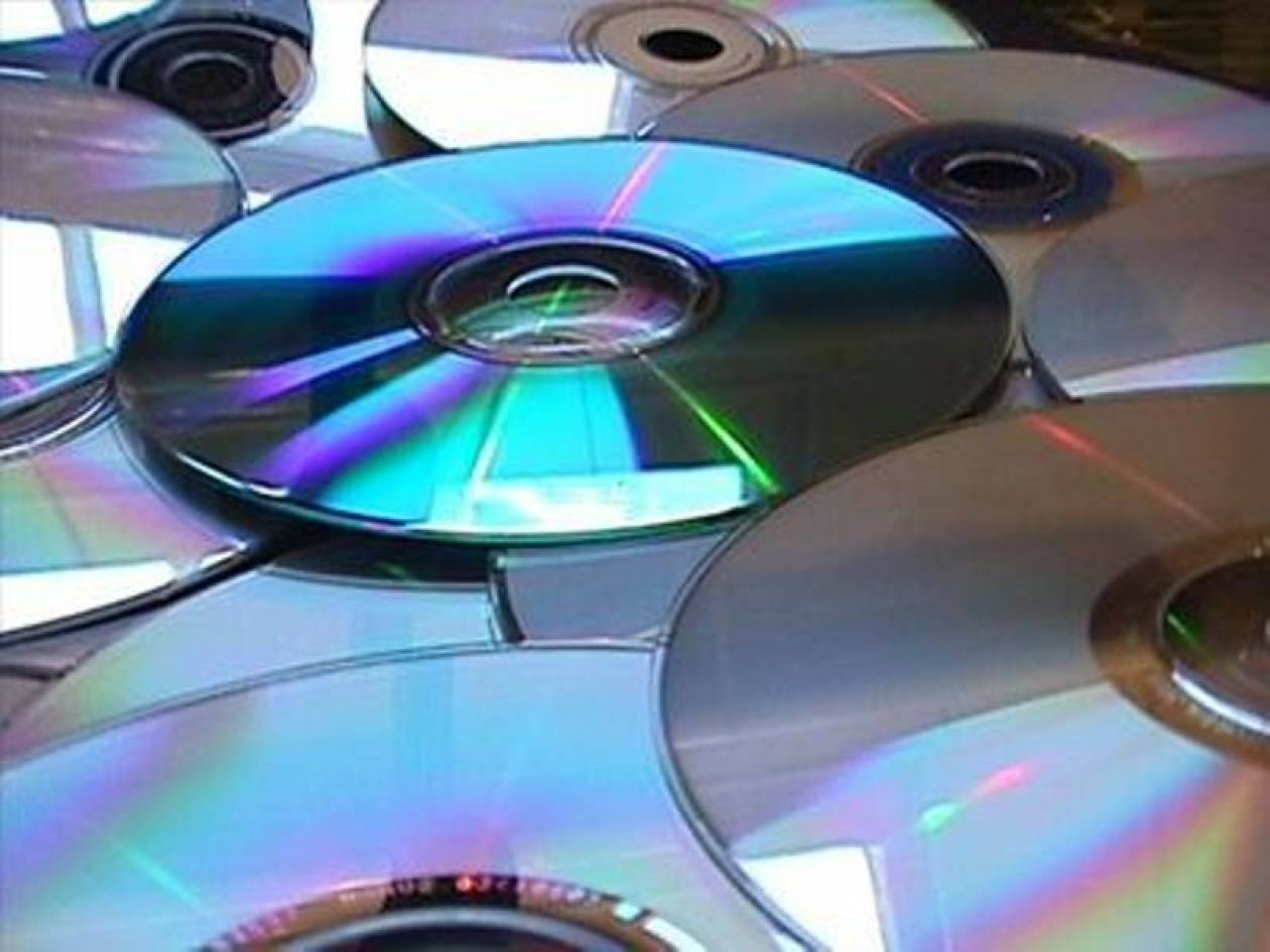 Πουλούσε πλαστά CD στον Βόλο