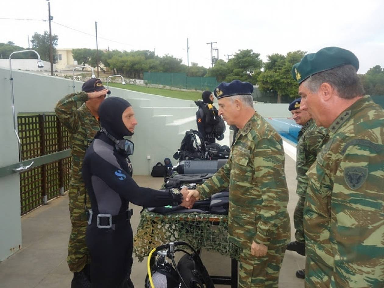 O νέος Αρχηγός Στρατού στην Dream Team