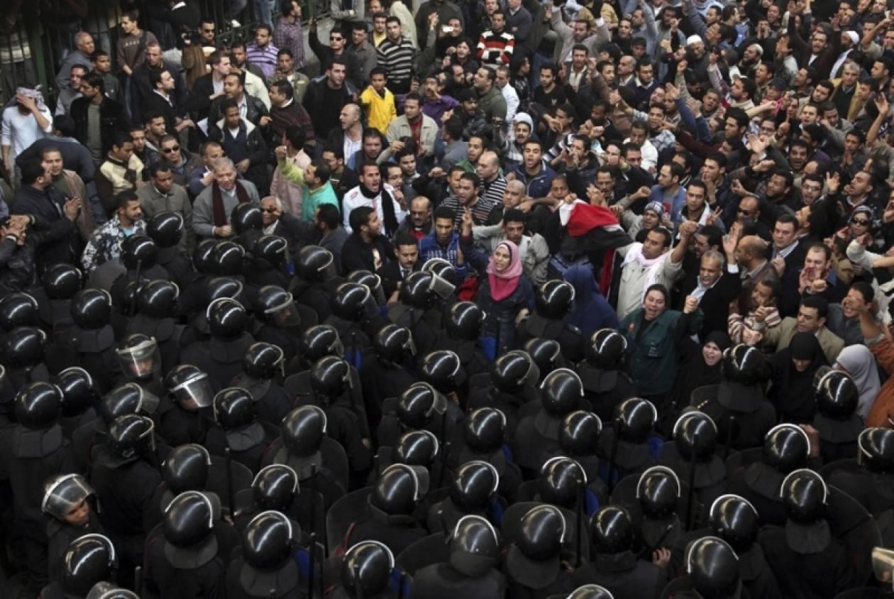 Ένας νεκρός και 676 τραυματίες στην Αίγυπτο