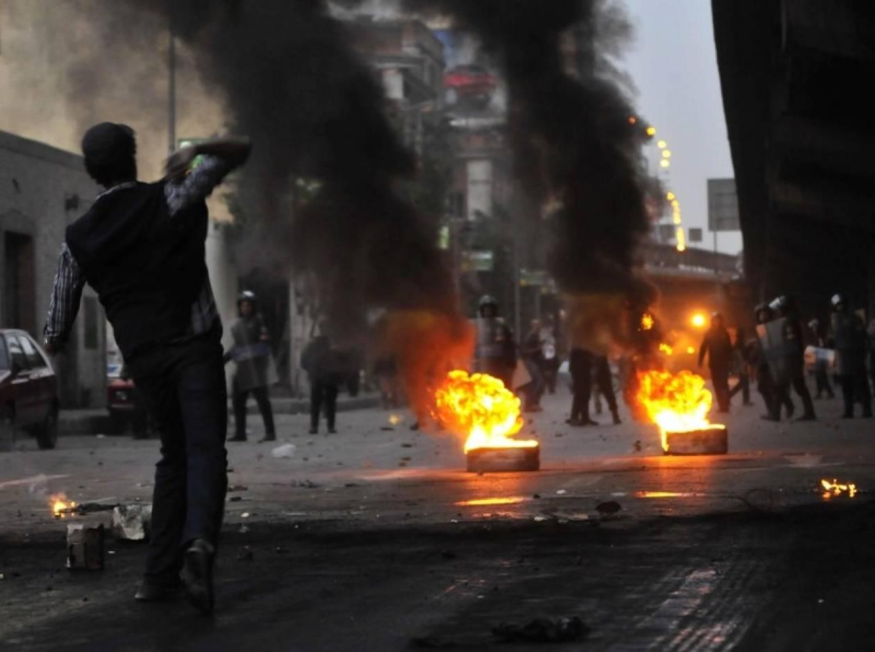 Δύο νεκροί διαδηλωτές στην Αίγυπτο