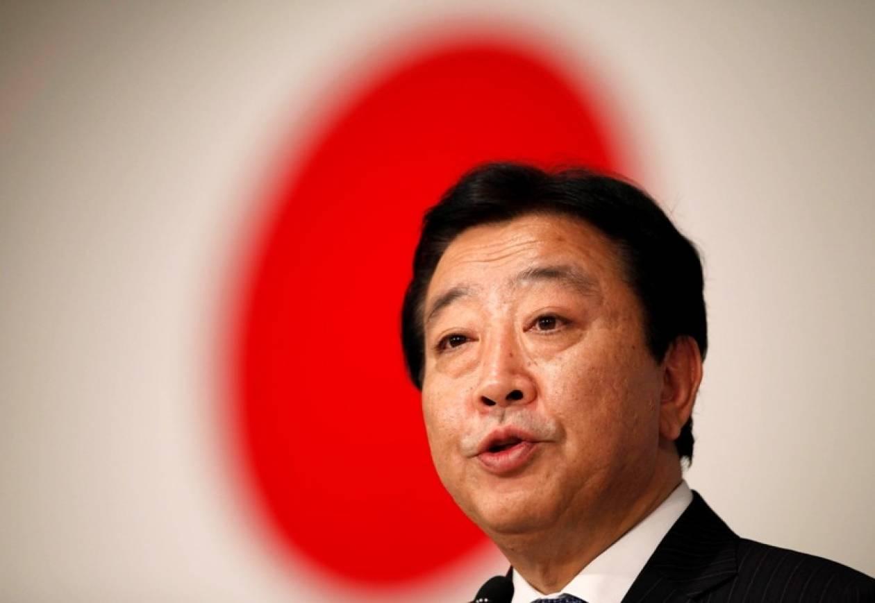 Μέτρα για την κρίση χρέους ζητά ο πρωθυπουργός της Ιαπωνίας