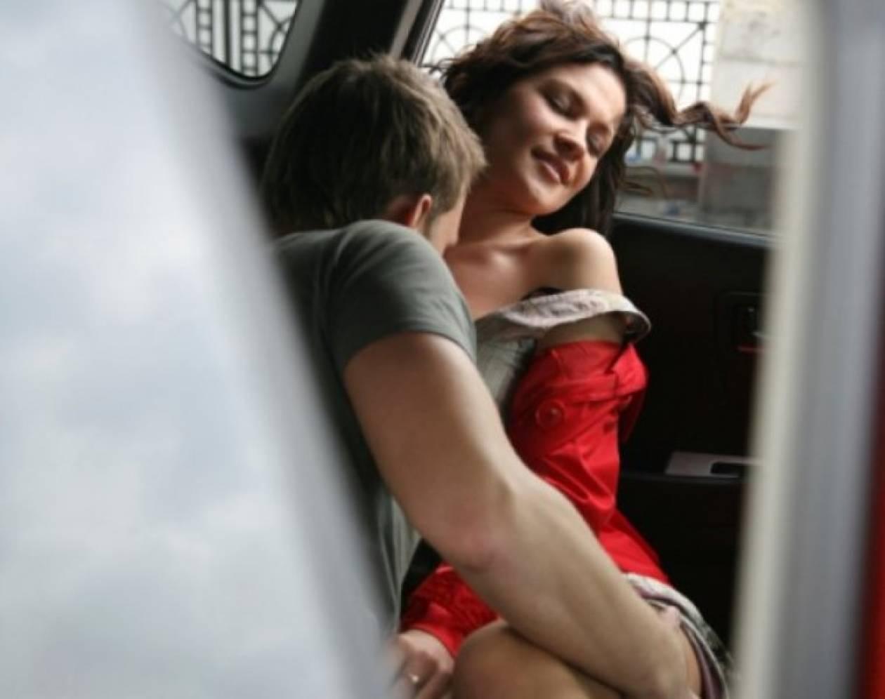 Σεξ στο αυτοκίνητο