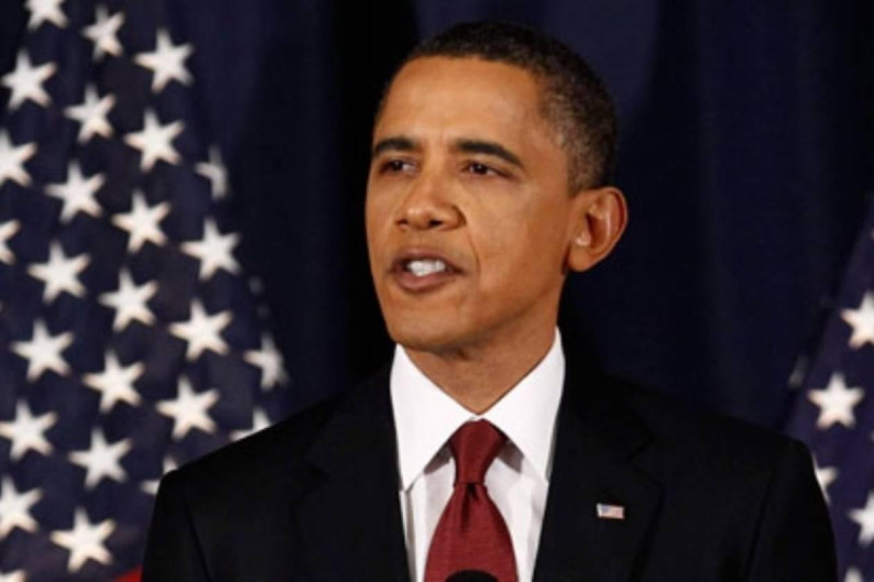 Στις ΗΠΑ ο Ομπάμα μετά την περιοδεία του στην Ασία
