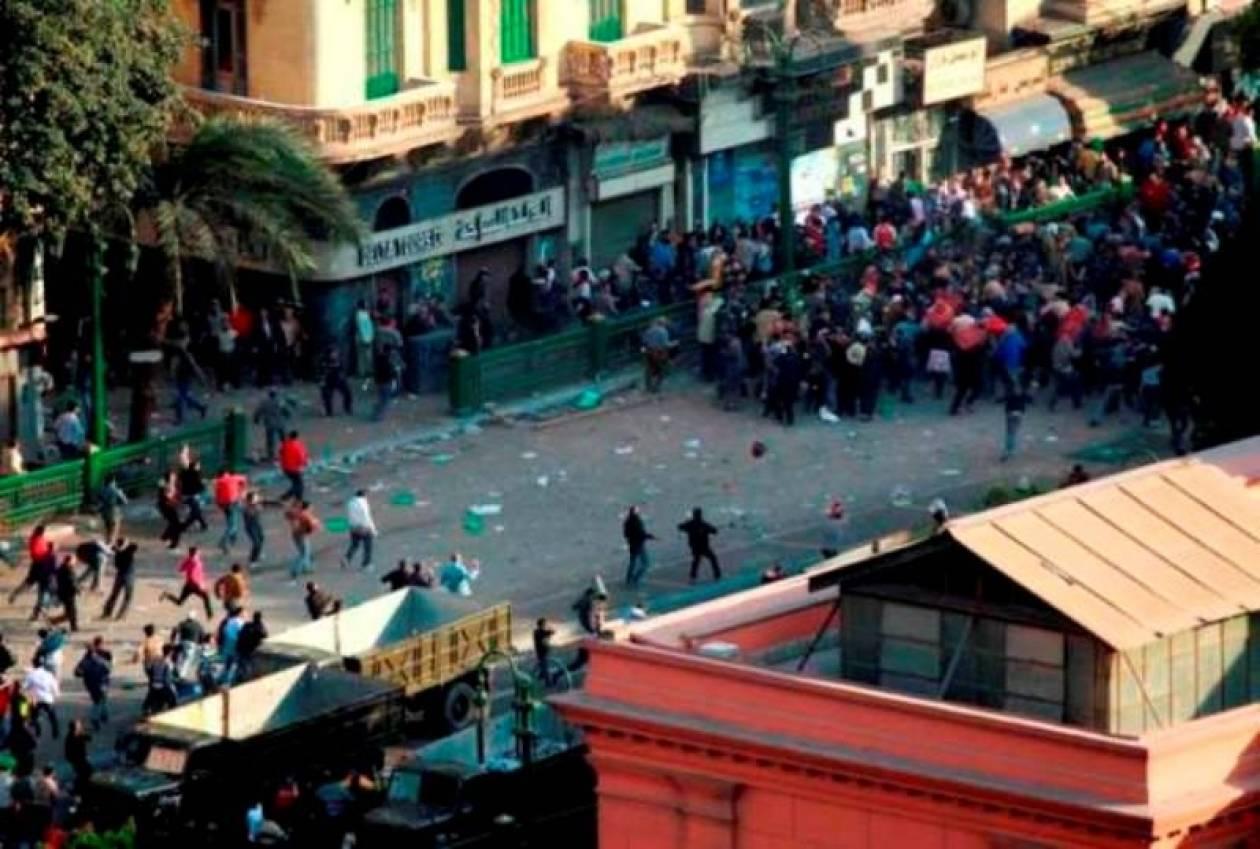 Με νεκρούς οι συγκρούσεις στην πλατεία Ταχρίρ