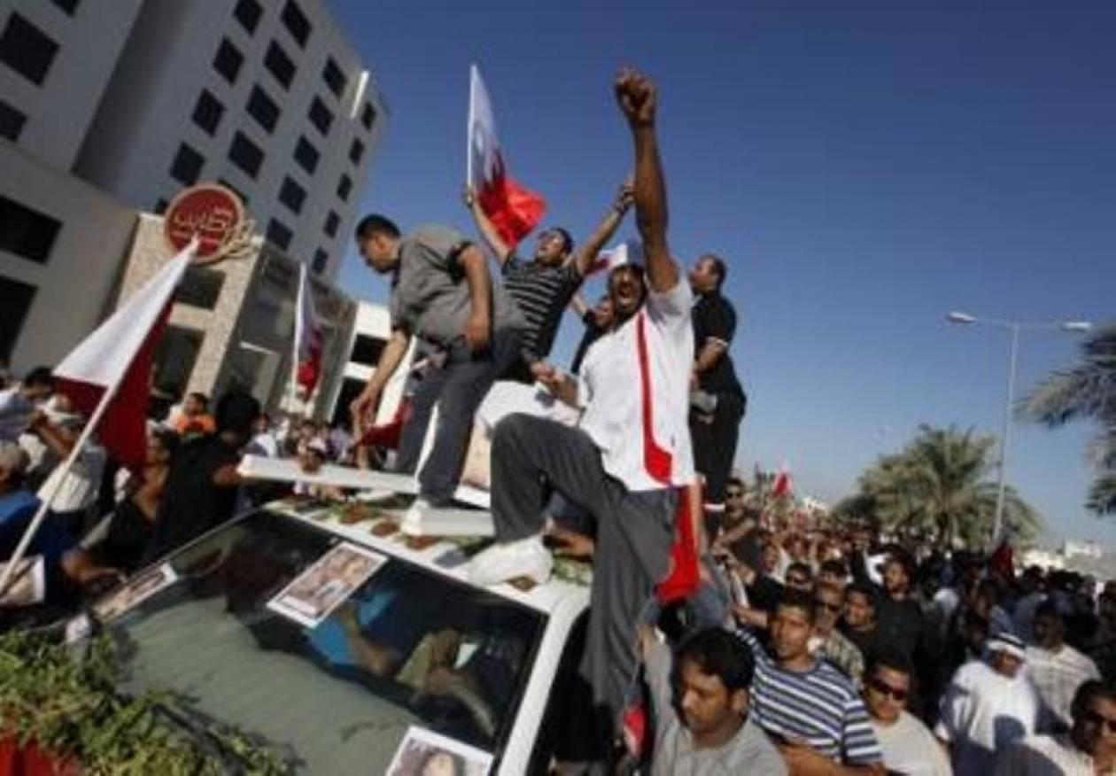 Μπαχρέιν:Τραυματισμοί σημάδεψαν  την κηδεία του εφήβου
