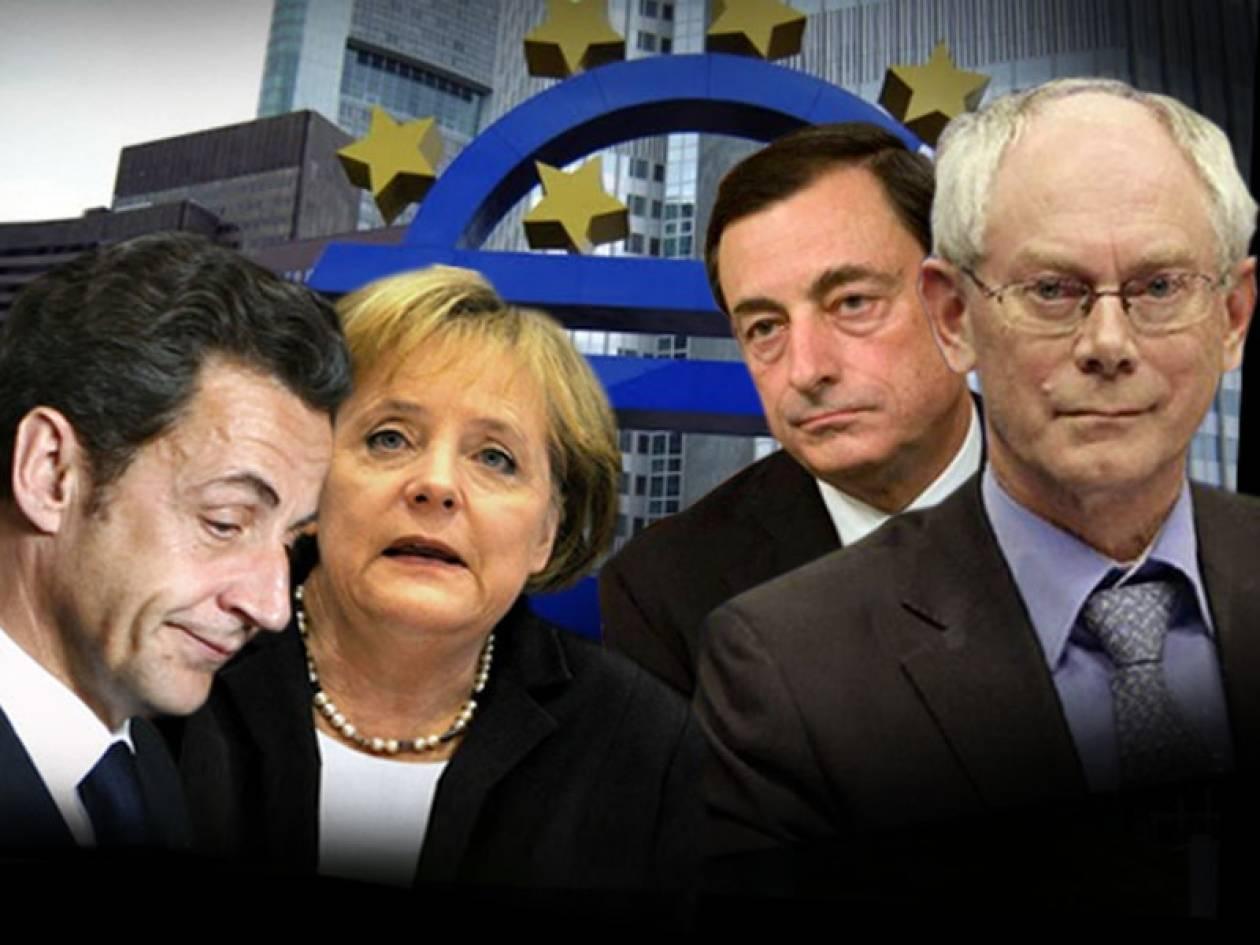 4+1 σενάρια για το μέλλον του ευρώ