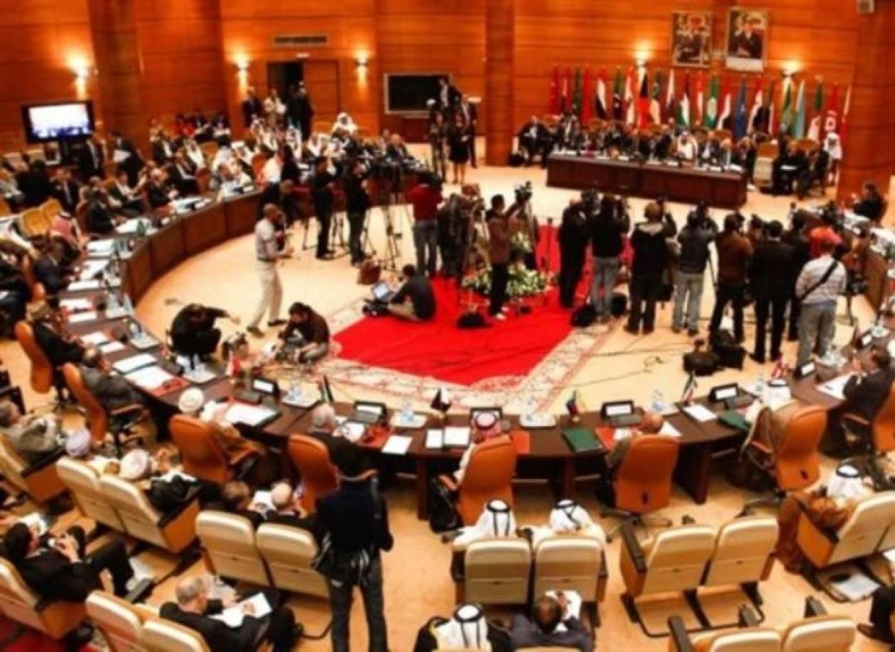 Συνάντηση των ΥΠΕΞ του Αραβικού Συνδέσμου για τη Συρία