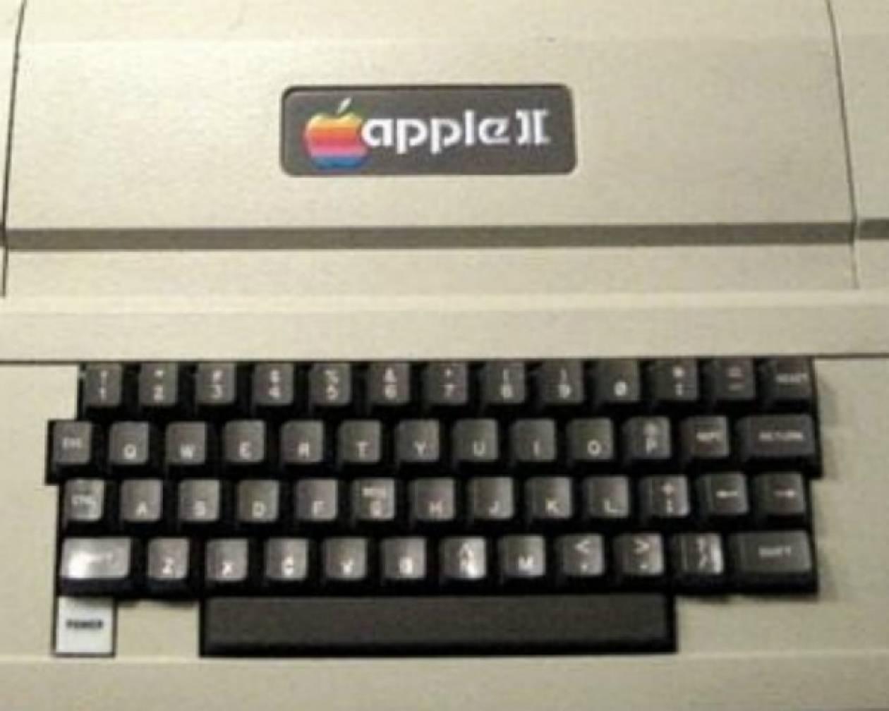 Υπολογιστής της Apple του 1977 πουλήθηκε για 4.530 ευρώ!