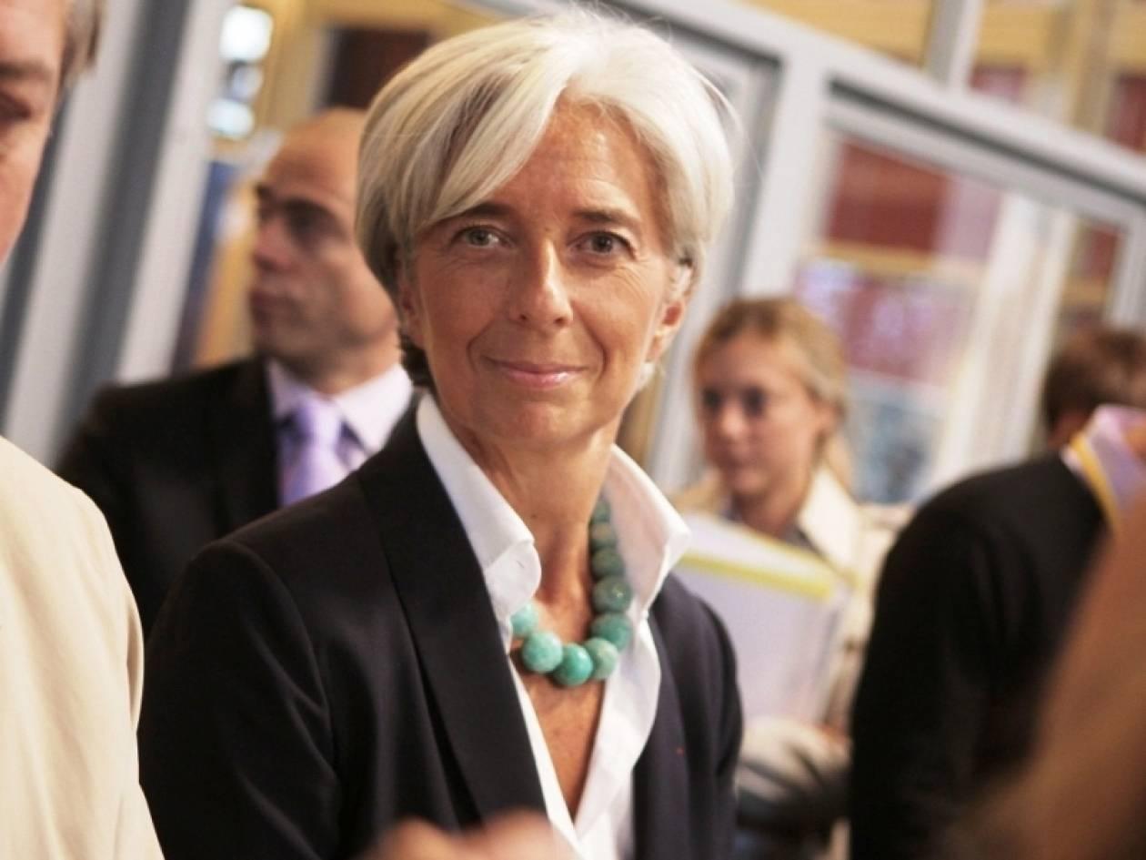 Έκκληση Λαγκάρντ να μην κατρακυλήσει η Ευρώπη