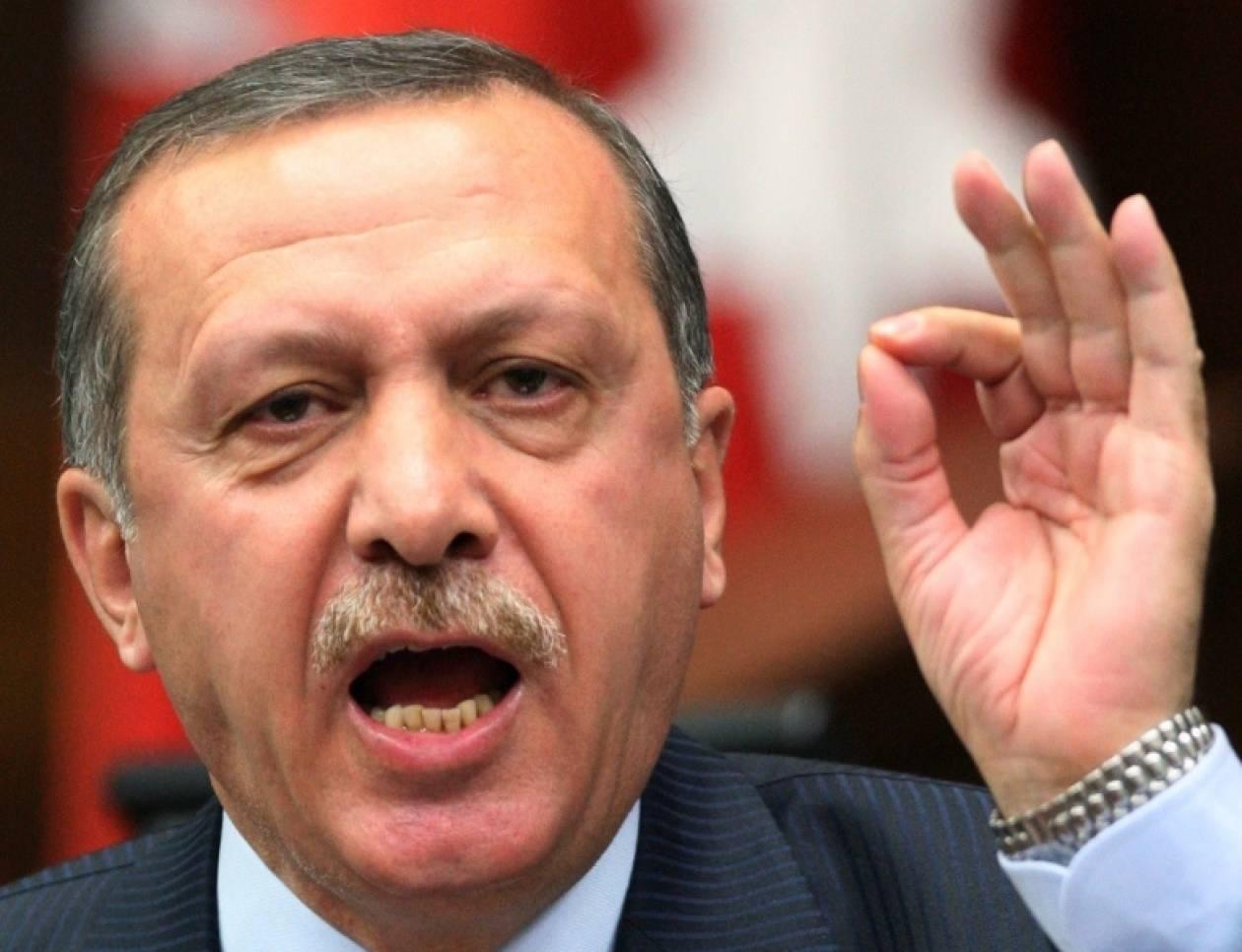 «Θα έρθει η μέρα που θα φύγεις κι εσύ», λέει ο Ερντογάν στον Άσαντ