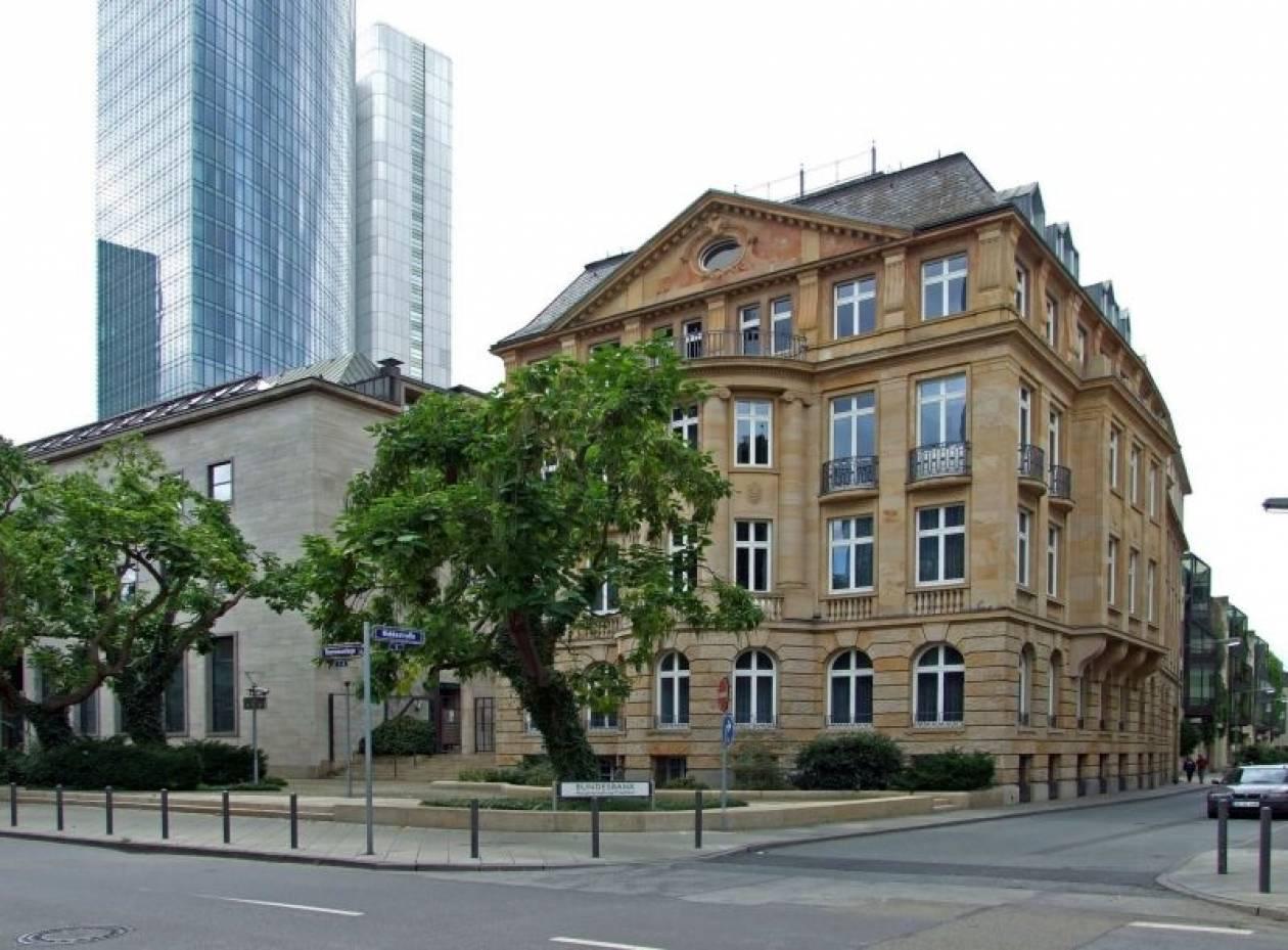 Όχι στην παρέμβαση της ΕΚΤ από την Μπούντεσμπανκ