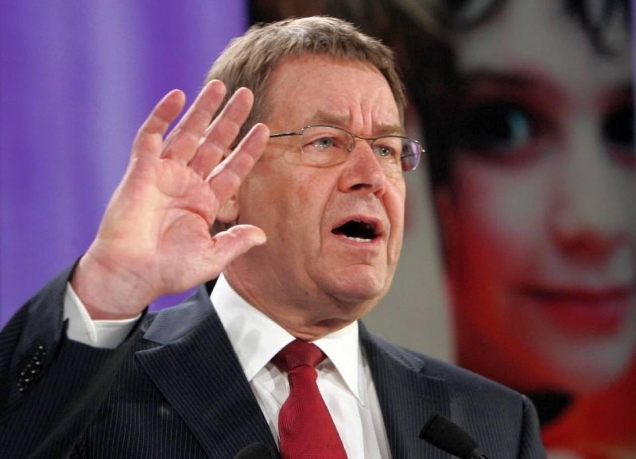 Παραίτηση Ράσμουσεν από το Ευρωπαϊκό Σοσιαλιστικό Κόμμα