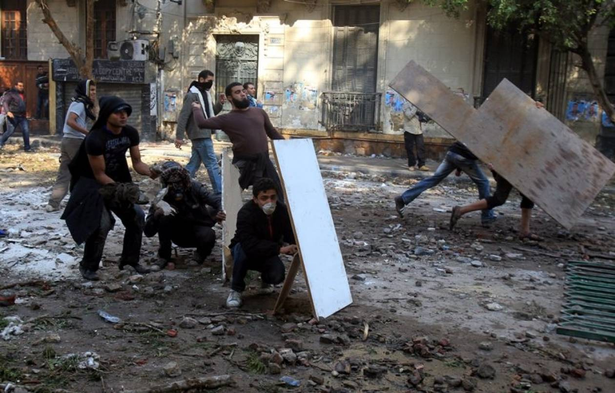 Αίγυπτος: Πέταξαν νεκρό στα σκουπίδια