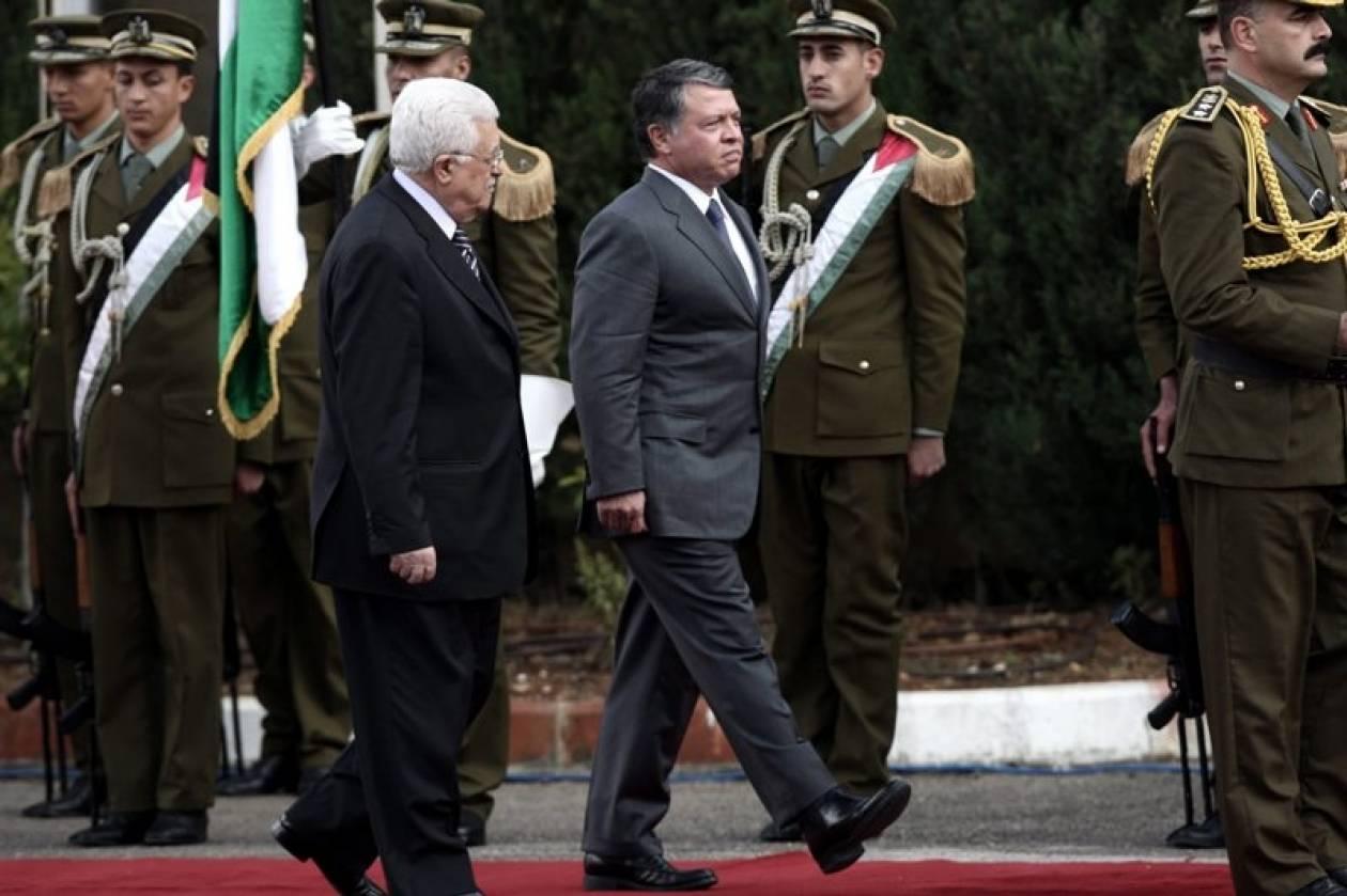 Υπέρ των διαπραγματεύσεων με το Ισραήλ η Ιορδανία