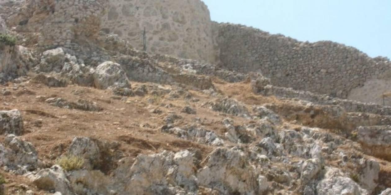 Στο ΚΑΣ αύριο το Φρούριο του Τεμένους στον Προφήτη Ηλία