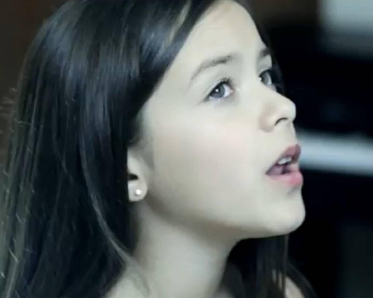 Μια 10χρονη τραγουδά Adele και το You Tube «υποκλίνεται»!