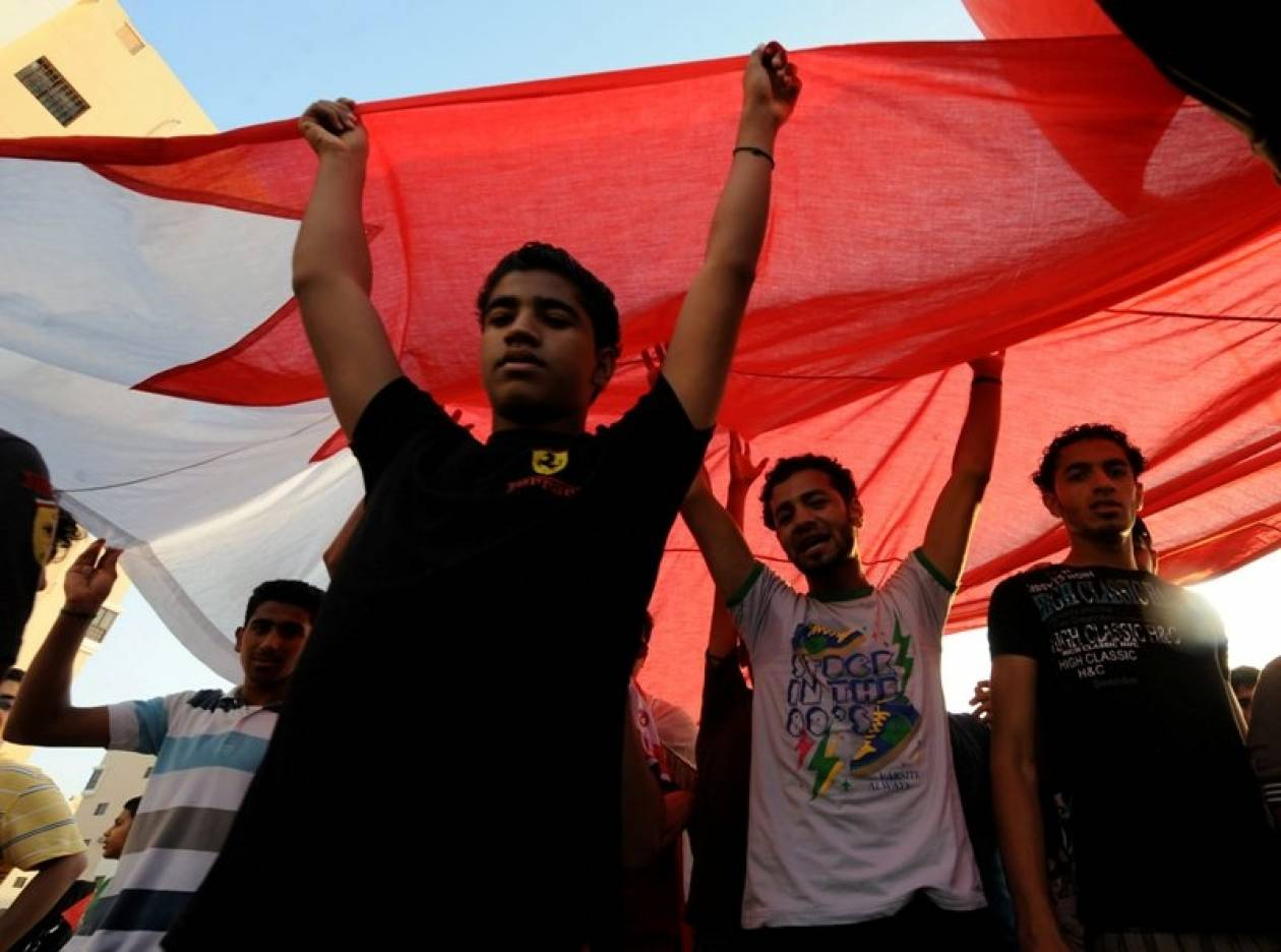Το Μπαχρέιν παραδέχεται «υπερβολική βία» κατά διαδηλωτών