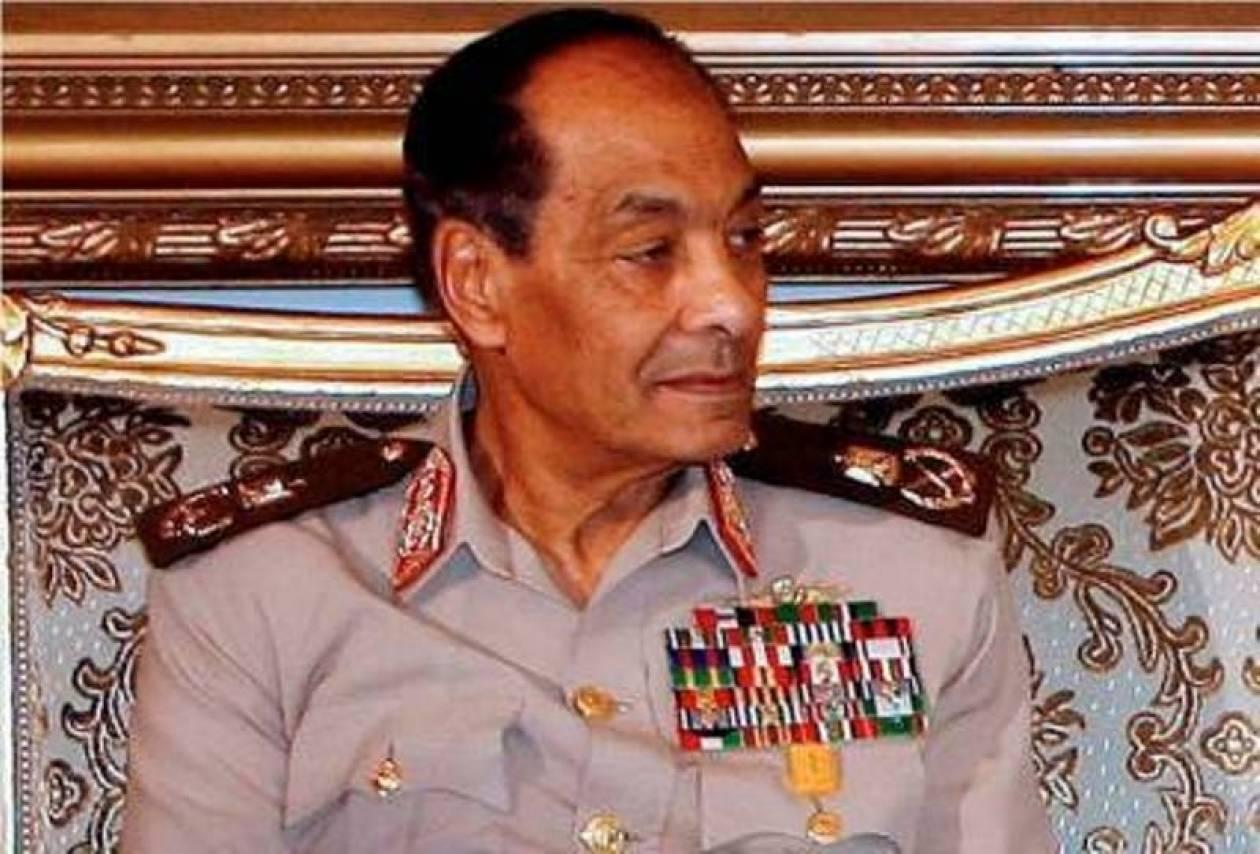 Δεν έγινε δεκτή η παραίτηση της αιγυπτιακής κυβέρνησης