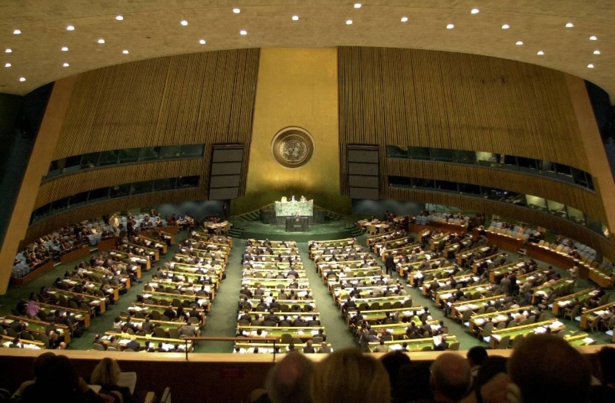 ΟΗΕ: Καταδικαστικό ψήφισμα για το Ιράν