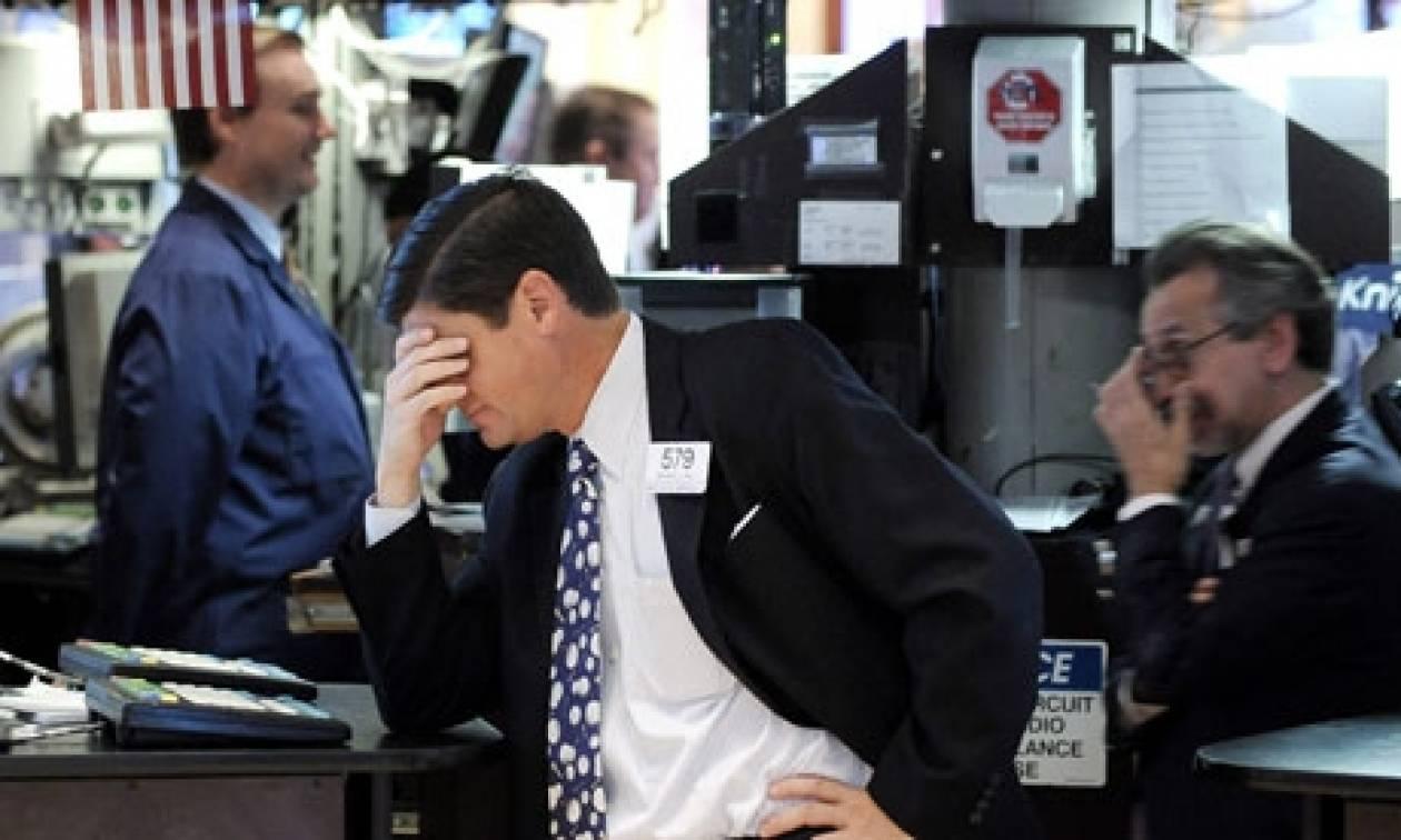Με σημαντικές απώλειες έκλεισε η Wall Street